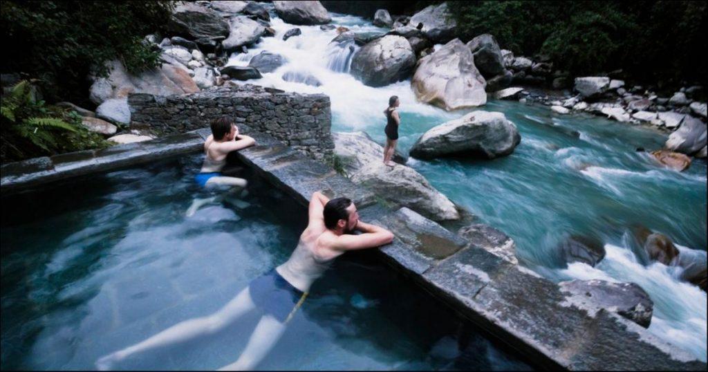 jhinu danda hot spring