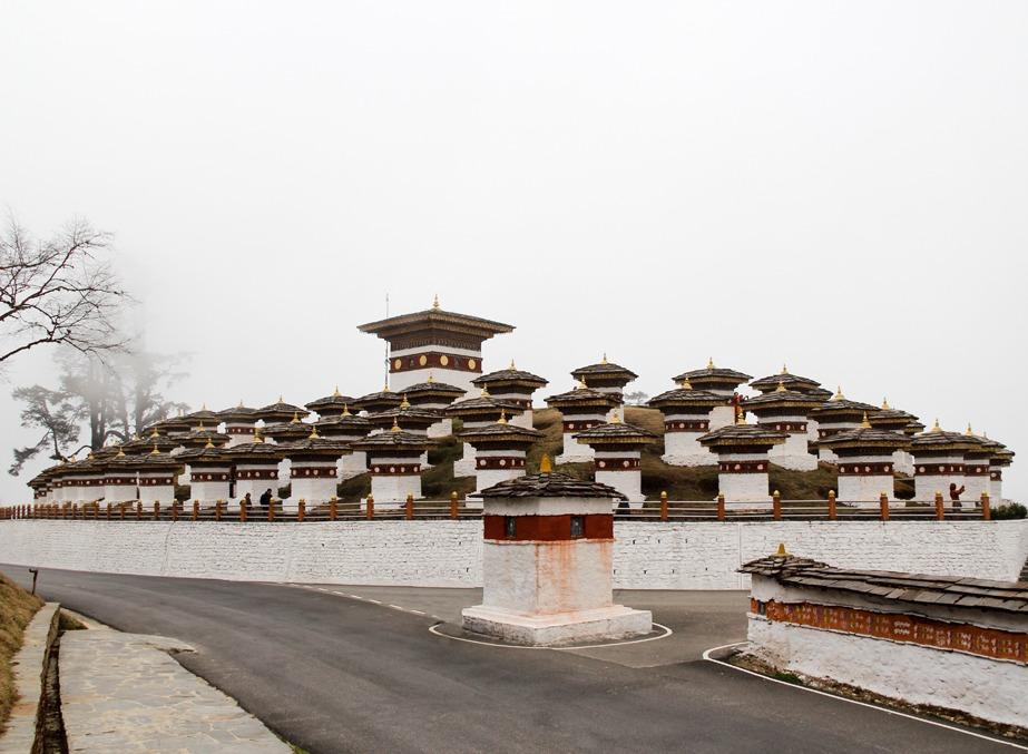 Dochula Pass-Thimpu