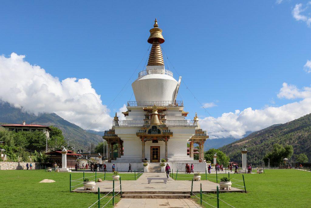National Memorial Chorten-Thimpu