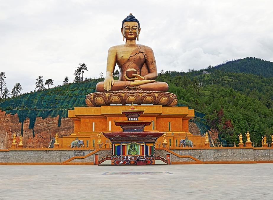 buddha point – thimpu